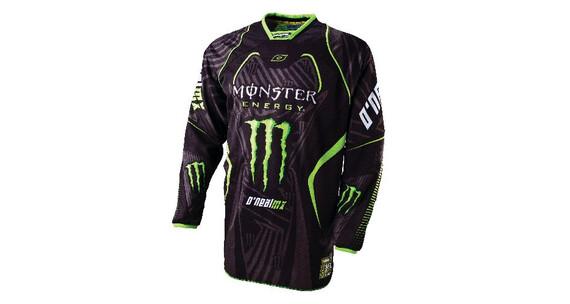 O'Neal Ricky Dietrich Replica Hardwear Monster Jersey sw/gr